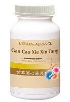 Gan Cao Xie Xin Pian/ (200 tablets/bottle) 甘草瀉心片