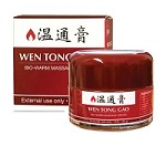 Wen Tong Gao (Bio-Warm Massage Cream/30 g) (Buy 11 Get 1 Free) 樂康溫通膏