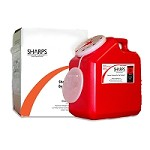 Sharps Disposal By Mail System (2 Gallon)