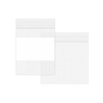 Clear Zip Lock Bags